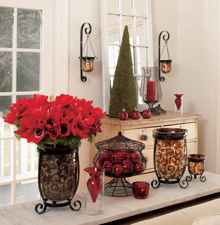 warm your home with partylite
