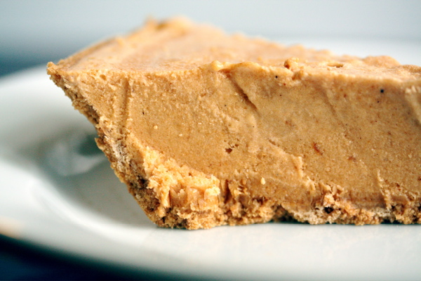 Kids In The Kitchen: Pumpkin Ice Cream Pie Recipe - About A Mom